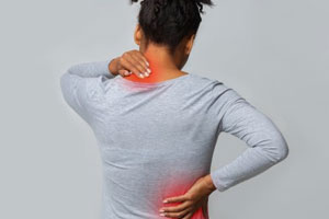 Pull back pain